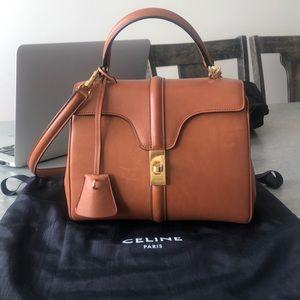 Celine 16 Small handbag ( authentic)